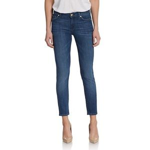 """7 for all Mankind cropped """"Gwenevere"""" jeans"""